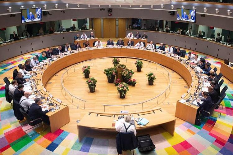 Sede del Consiglio europeo