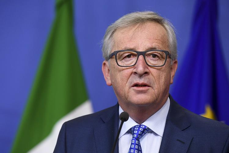 Foto di Jean Claude Juncker