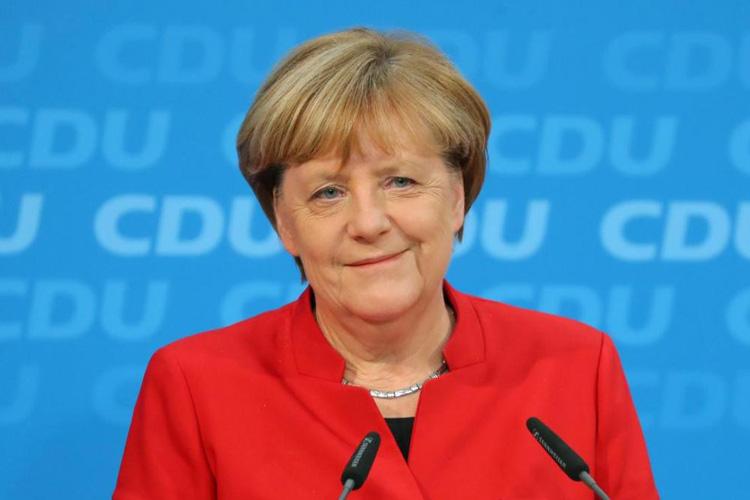 Foto di Merkel