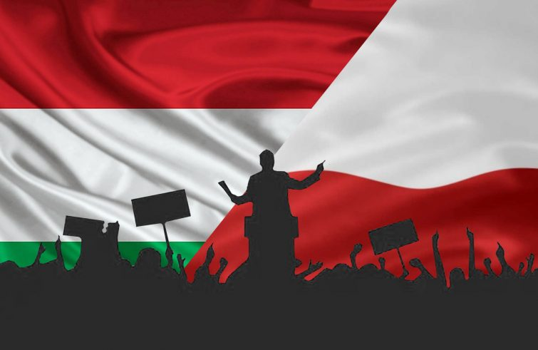 Violazione democrazia e stato di diritto in Polonia e Ungheria